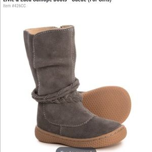 Livie & Lica Boots Sz. 5 NEW IN BOX CROSS POSTED